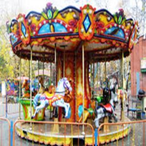 Парки культуры и отдыха Валуйков